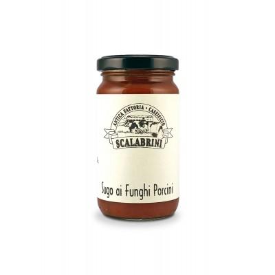 Porcini Mushroom Sauce - 215 gr