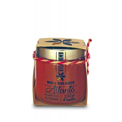 Ailanthus Organic Honey- 250 gr
