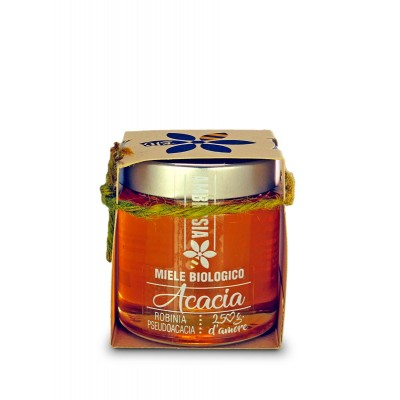 Miele biologico di Acacia