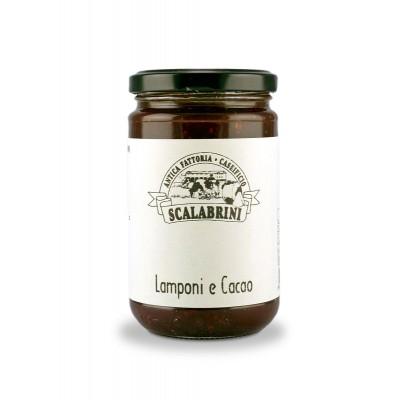 Crema Lamponi e Cacao Prunotto - 345 gr