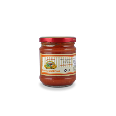 sugo all'amatriciana gr.200